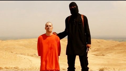 "James Foley ""beheading."""