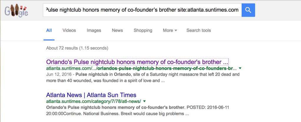 Google Orlando 2